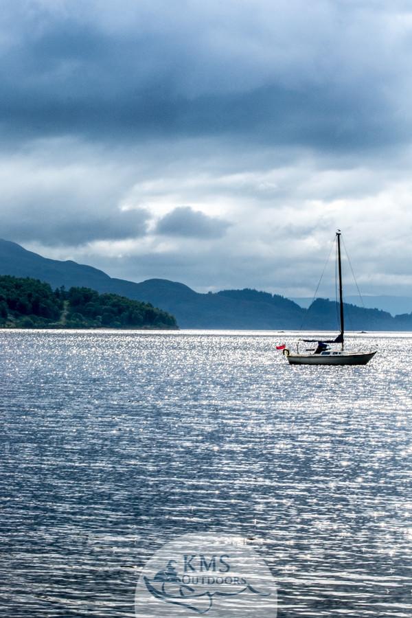 Loch Lomond Sailboat