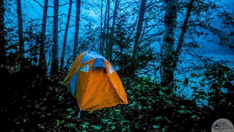 Squamish Riverside Campsite
