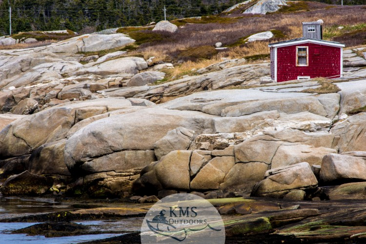 20160513 - fishing shack red