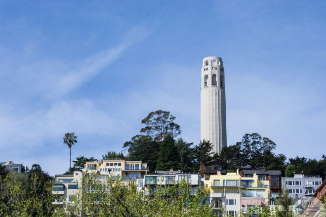 The Climb to Coit
