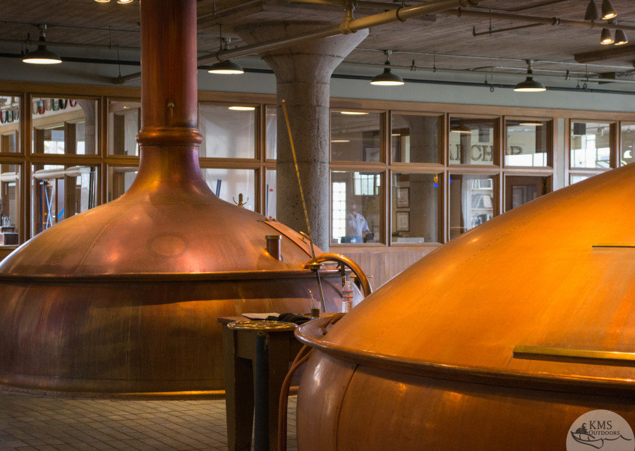 Anchor Brewing Company vats