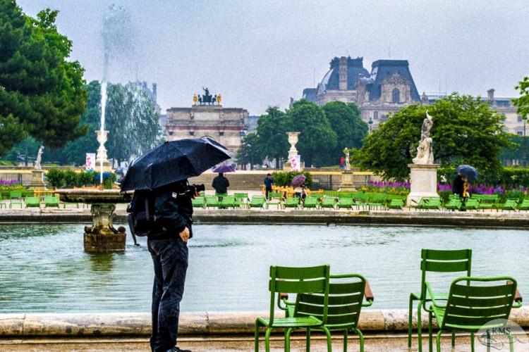 Russ rainy day paris