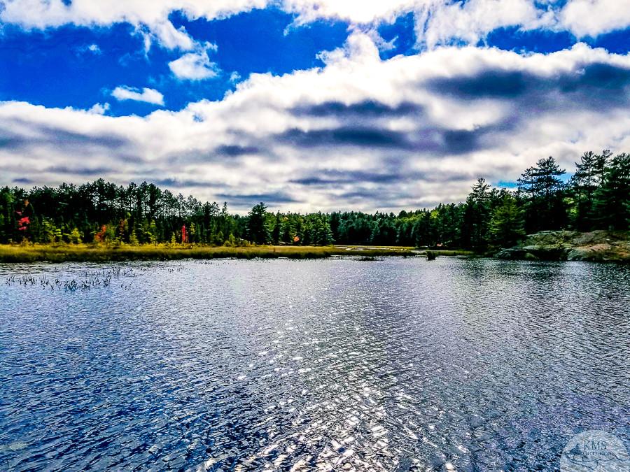 Essens Lake in Bon Echo