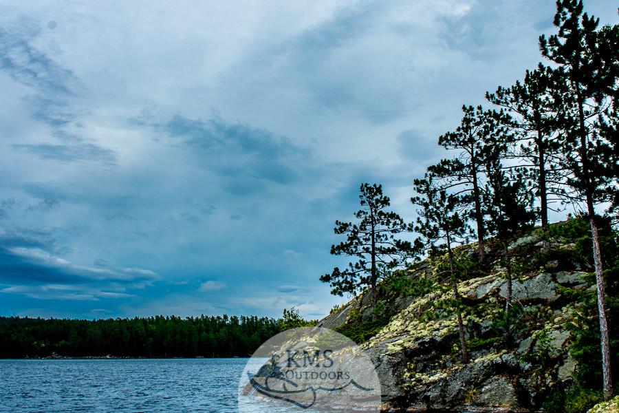 Donald Lake Temagami