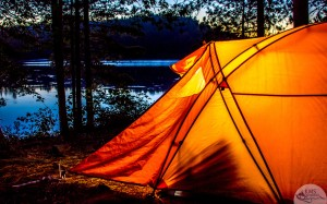 love letter to my tent