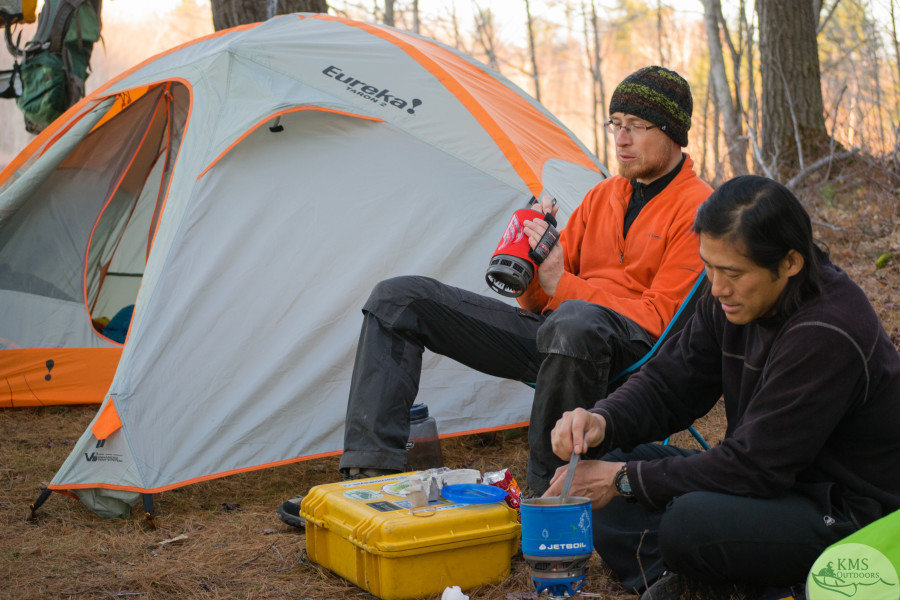 Campcraft is vital.