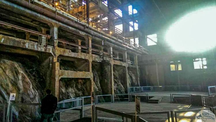 Britannia Mining Museum, Squamish