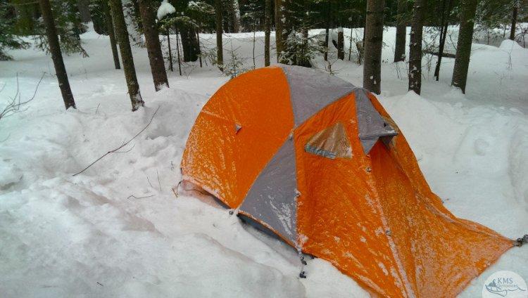 MEC's TGV 2 Tent
